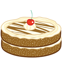 cake - English for Kids - ESL Picture Dictionary