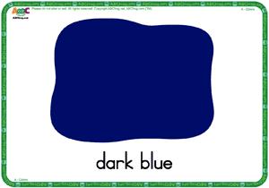 Colors ESL Flashcards, TEFL flashcards