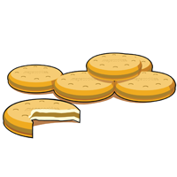 cookies - English for Kids - ESL Picture Dictionary