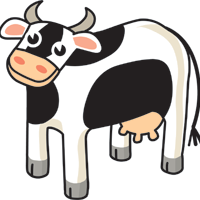 cow - English for Kids - ESL Picture Dictionary