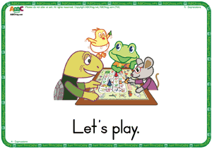 Expressions A - English for Kids - Free ESL Flash cards