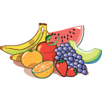 fruit - English for Kids - English picture dictionary