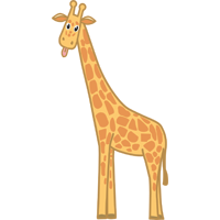 giraffe - English for Kids - ESL picture dictionary
