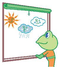 How is the weather? - English for Kids - ESL Picture Dictionary