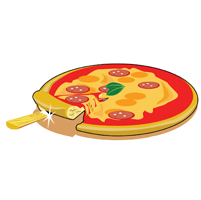 pizza - English for Kids - ESL Picture Dictionary