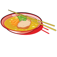 ramen - English for Kids - ESL Picture Dictionary