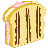 sandwich - English for Kids - ESL Picture Dictionary