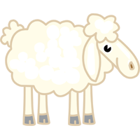 sheep - English for Kids - ESL picture dictionary