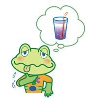 thirsty - English for Kids -ESL picture Dictionary
