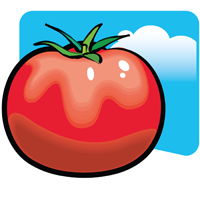 tomato - English for Kids - ESL Picture Dictionary
