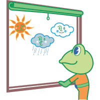 weather - English for Kids - ESL picture dictionary