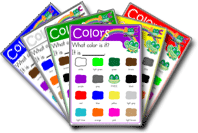 Colors ESL Game Set