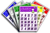Numbers ESL Game