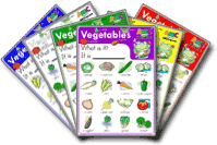 Vegetables ESL Games