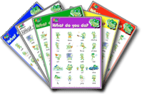 Verbs TEFL Games